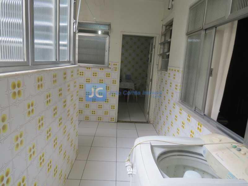 039 - Apartamento à venda Rua Maranhão,Méier, Rio de Janeiro - R$ 460.000 - CBAP30128 - 16