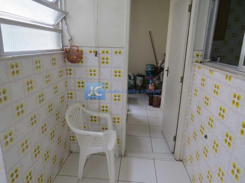 040 - Apartamento à venda Rua Maranhão,Méier, Rio de Janeiro - R$ 460.000 - CBAP30128 - 17