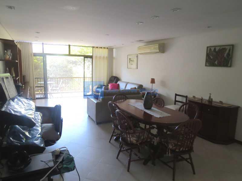 01 - Apartamento à venda Avenida Comandante Júlio de Moura,Barra da Tijuca, Rio de Janeiro - R$ 2.150.000 - CBAP40012 - 1