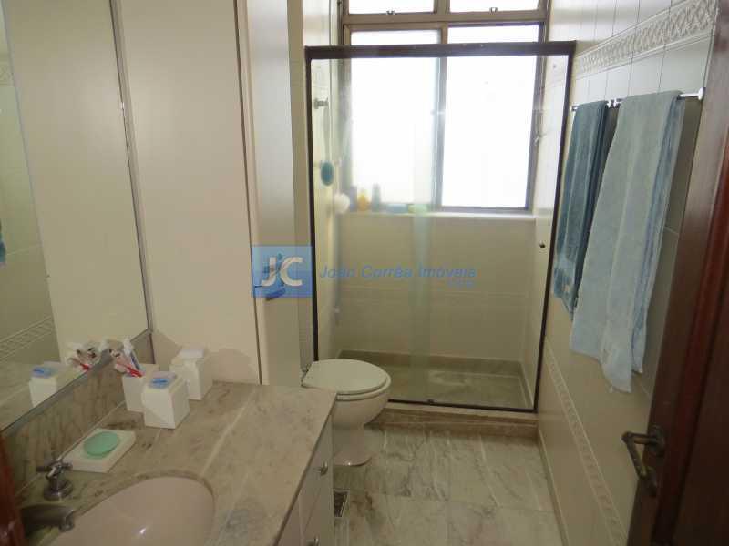 1 - Apartamento à venda Avenida Comandante Júlio de Moura,Barra da Tijuca, Rio de Janeiro - R$ 2.150.000 - CBAP40012 - 3