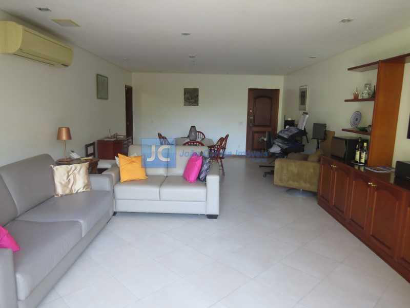 02 - Apartamento à venda Avenida Comandante Júlio de Moura,Barra da Tijuca, Rio de Janeiro - R$ 2.150.000 - CBAP40012 - 4