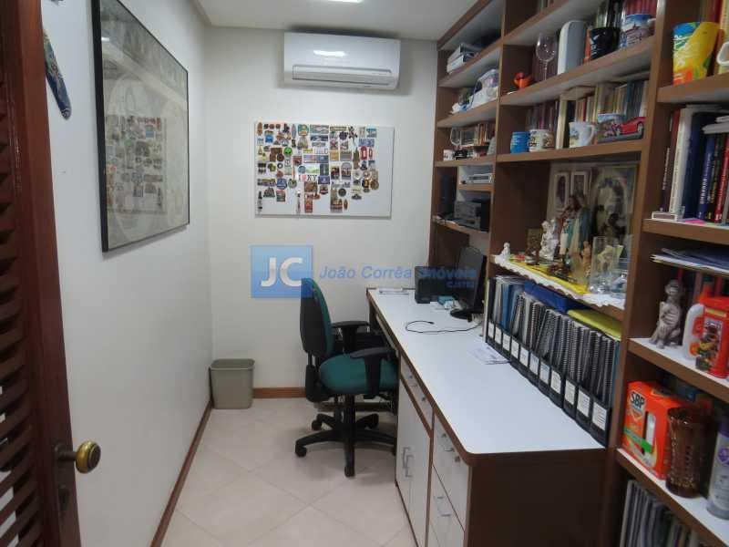 05 - Apartamento à venda Avenida Comandante Júlio de Moura,Barra da Tijuca, Rio de Janeiro - R$ 2.150.000 - CBAP40012 - 7