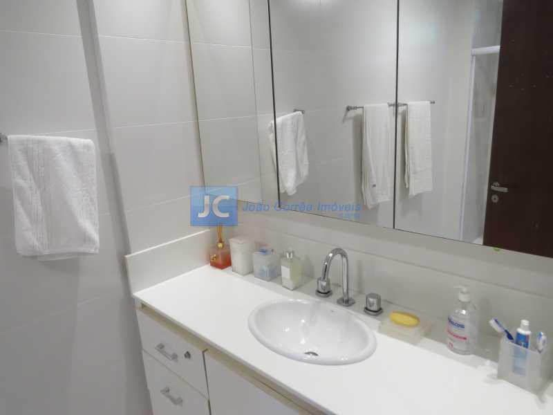 08 - Apartamento à venda Avenida Comandante Júlio de Moura,Barra da Tijuca, Rio de Janeiro - R$ 2.150.000 - CBAP40012 - 10