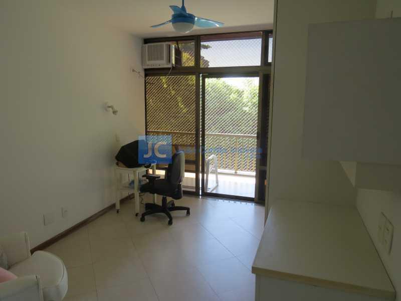 09 - Apartamento à venda Avenida Comandante Júlio de Moura,Barra da Tijuca, Rio de Janeiro - R$ 2.150.000 - CBAP40012 - 11