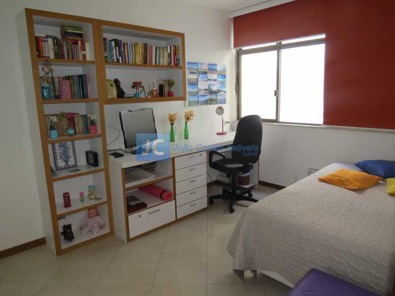 12 - Apartamento à venda Avenida Comandante Júlio de Moura,Barra da Tijuca, Rio de Janeiro - R$ 2.150.000 - CBAP40012 - 14