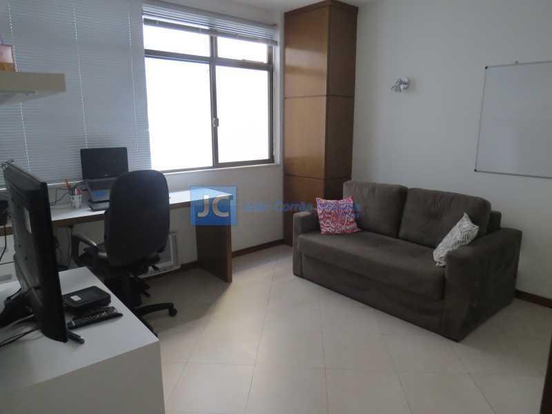 14 - Apartamento à venda Avenida Comandante Júlio de Moura,Barra da Tijuca, Rio de Janeiro - R$ 2.150.000 - CBAP40012 - 16
