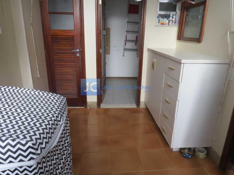 20 - Apartamento à venda Avenida Comandante Júlio de Moura,Barra da Tijuca, Rio de Janeiro - R$ 2.150.000 - CBAP40012 - 21