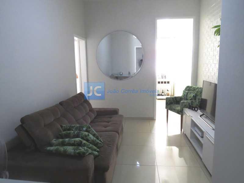 01 - Apartamento à venda Rua Fábio Luz,Méier, Rio de Janeiro - R$ 265.000 - CBAP20293 - 3