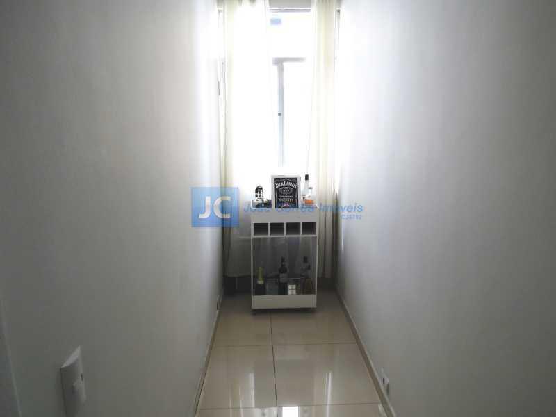 03 - Apartamento à venda Rua Fábio Luz,Méier, Rio de Janeiro - R$ 265.000 - CBAP20293 - 5
