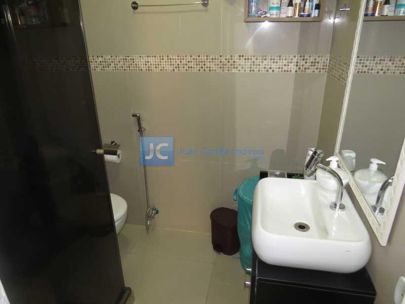 05 - Apartamento à venda Rua Fábio Luz,Méier, Rio de Janeiro - R$ 265.000 - CBAP20293 - 6