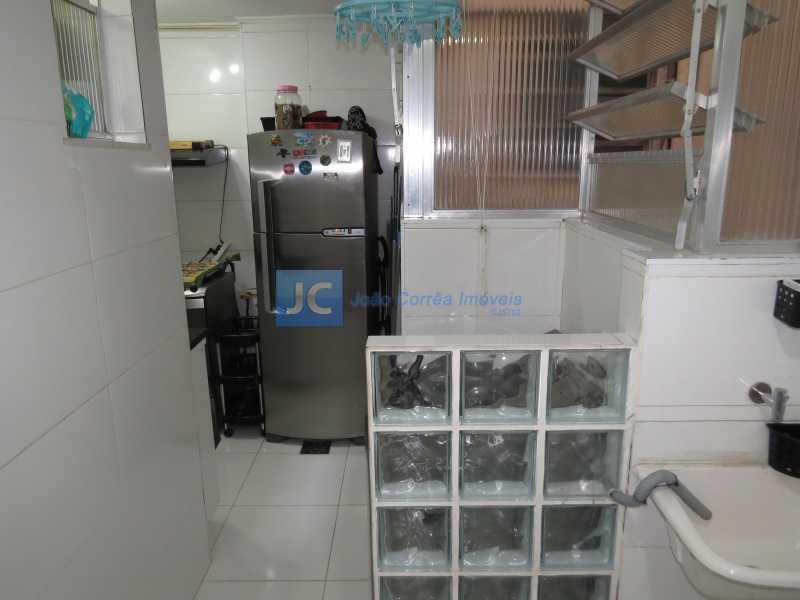 15 - Apartamento à venda Rua Fábio Luz,Méier, Rio de Janeiro - R$ 265.000 - CBAP20293 - 16