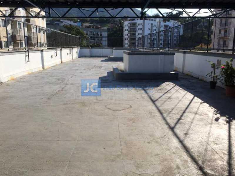 16 - Apartamento à venda Rua Fábio Luz,Méier, Rio de Janeiro - R$ 265.000 - CBAP20293 - 17