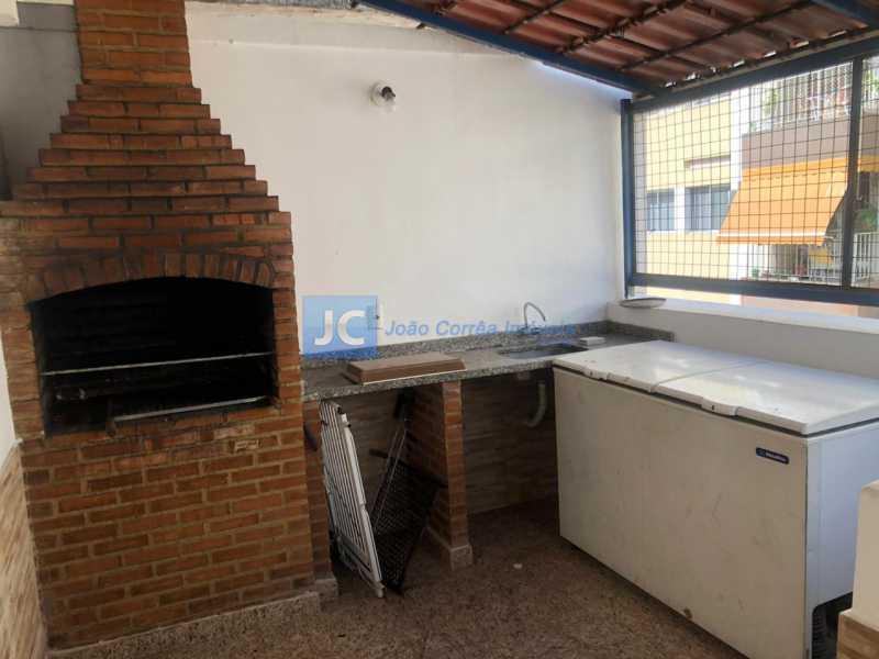 17 - Apartamento à venda Rua Fábio Luz,Méier, Rio de Janeiro - R$ 265.000 - CBAP20293 - 18
