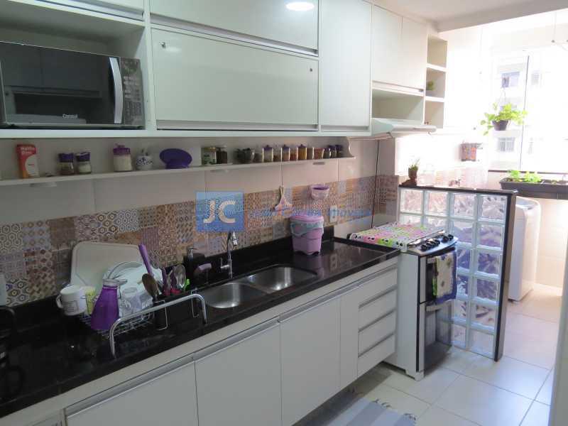 14 - Apartamento 2 quartos à venda Engenho de Dentro, Rio de Janeiro - R$ 215.000 - CBAP20294 - 15