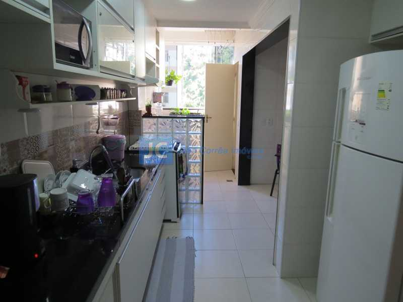 15 - Apartamento 2 quartos à venda Engenho de Dentro, Rio de Janeiro - R$ 215.000 - CBAP20294 - 16