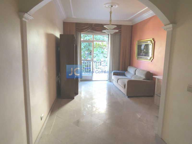 01 - Apartamento à venda Rua Almirante Calheiros da Graça,Méier, Rio de Janeiro - R$ 295.000 - CBAP20297 - 4