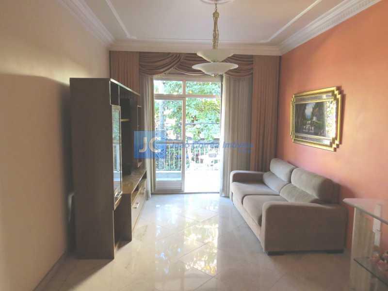 02 - Apartamento à venda Rua Almirante Calheiros da Graça,Méier, Rio de Janeiro - R$ 295.000 - CBAP20297 - 1