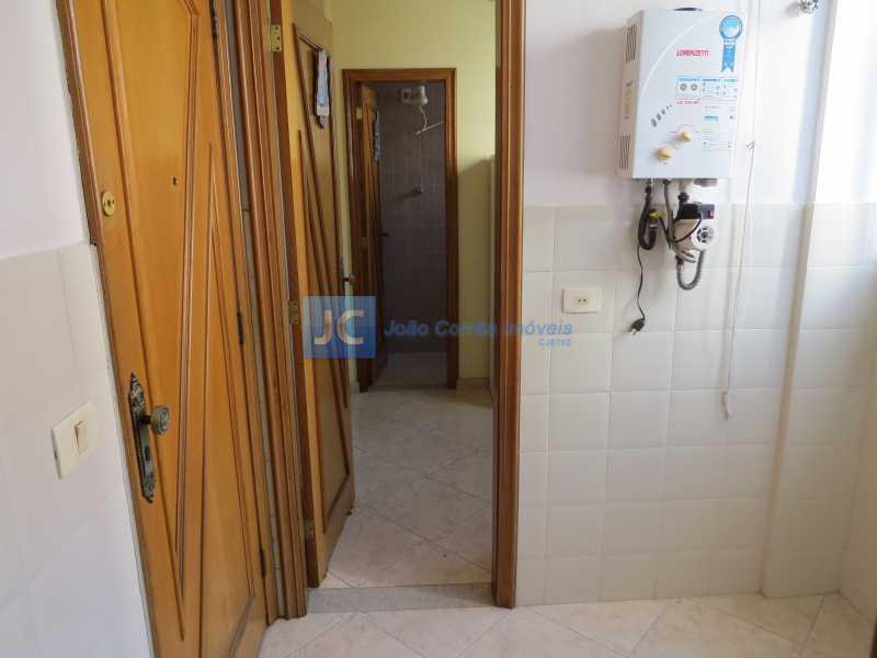 17 - Apartamento à venda Rua Almirante Calheiros da Graça,Méier, Rio de Janeiro - R$ 295.000 - CBAP20297 - 18