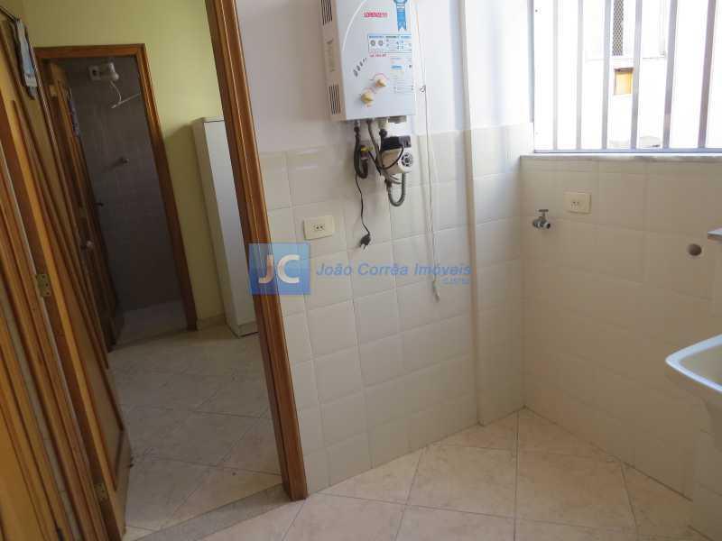18 - Apartamento à venda Rua Almirante Calheiros da Graça,Méier, Rio de Janeiro - R$ 295.000 - CBAP20297 - 19