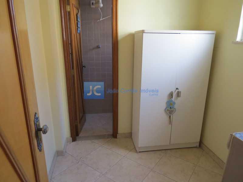 19 - Apartamento à venda Rua Almirante Calheiros da Graça,Méier, Rio de Janeiro - R$ 295.000 - CBAP20297 - 20