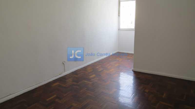 01 - Apartamento à venda Rua Silva Mourão,Cachambi, Rio de Janeiro - R$ 198.000 - CBAP20302 - 3