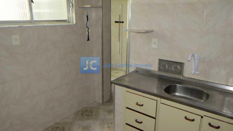 14 - Apartamento à venda Rua Silva Mourão,Cachambi, Rio de Janeiro - R$ 198.000 - CBAP20302 - 16