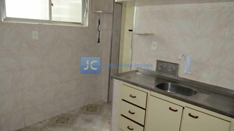 15 - Apartamento à venda Rua Silva Mourão,Cachambi, Rio de Janeiro - R$ 198.000 - CBAP20302 - 17