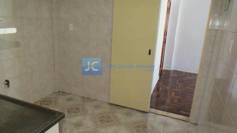 16 - Apartamento à venda Rua Silva Mourão,Cachambi, Rio de Janeiro - R$ 198.000 - CBAP20302 - 18