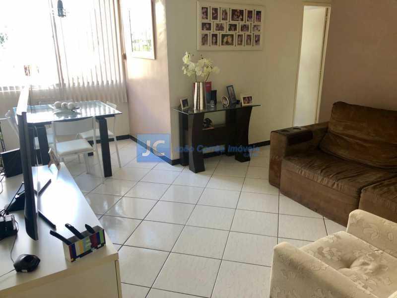 01 - Apartamento à venda Rua Padre Ildefonso Penalba,Méier, Rio de Janeiro - R$ 305.000 - CBAP20305 - 1