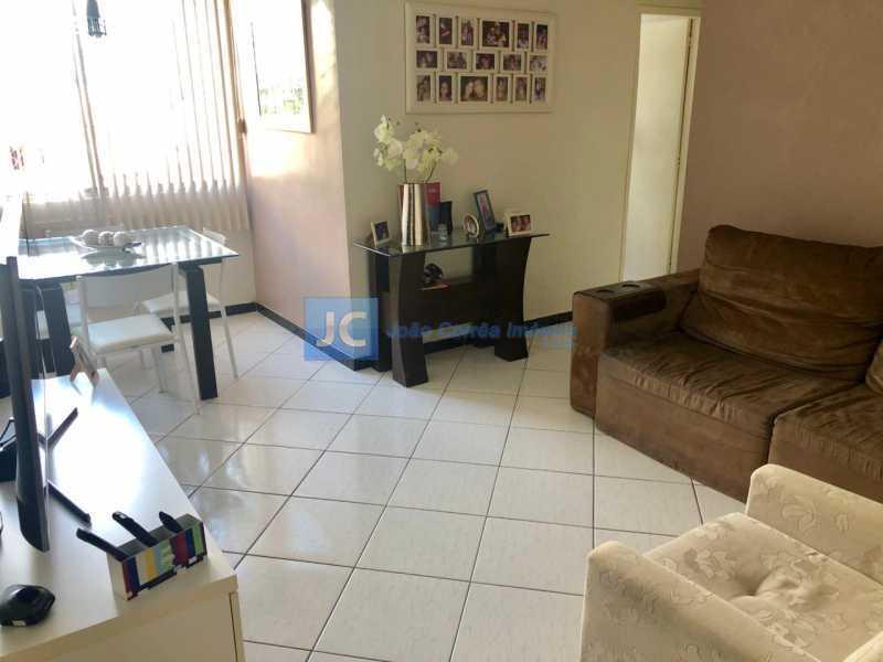 02 - Apartamento à venda Rua Padre Ildefonso Penalba,Méier, Rio de Janeiro - R$ 305.000 - CBAP20305 - 3