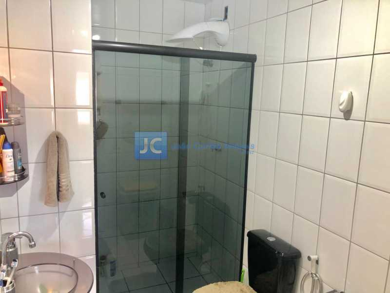 13 - Apartamento à venda Rua Padre Ildefonso Penalba,Méier, Rio de Janeiro - R$ 305.000 - CBAP20305 - 14