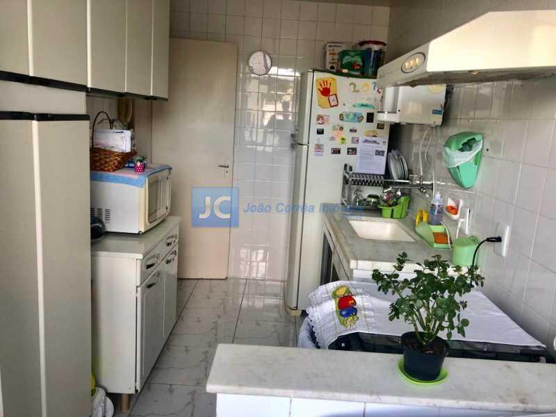 16 - Apartamento à venda Rua Padre Ildefonso Penalba,Méier, Rio de Janeiro - R$ 305.000 - CBAP20305 - 17