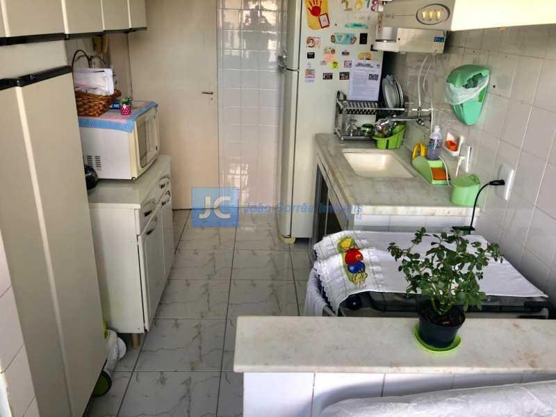 17 - Apartamento à venda Rua Padre Ildefonso Penalba,Méier, Rio de Janeiro - R$ 305.000 - CBAP20305 - 18