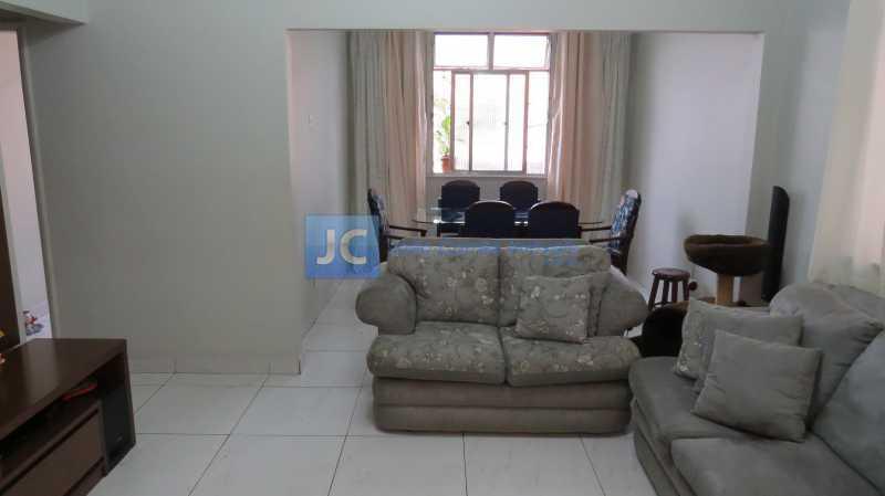 01 - Apartamento à venda Rua Viseu,Jacaré, Rio de Janeiro - R$ 150.000 - CBAP20307 - 3