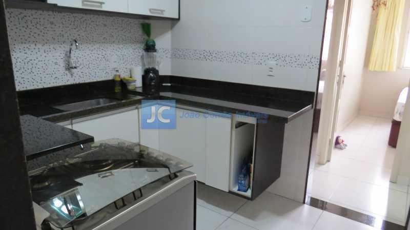 14 - Apartamento à venda Rua Viseu,Jacaré, Rio de Janeiro - R$ 150.000 - CBAP20307 - 13