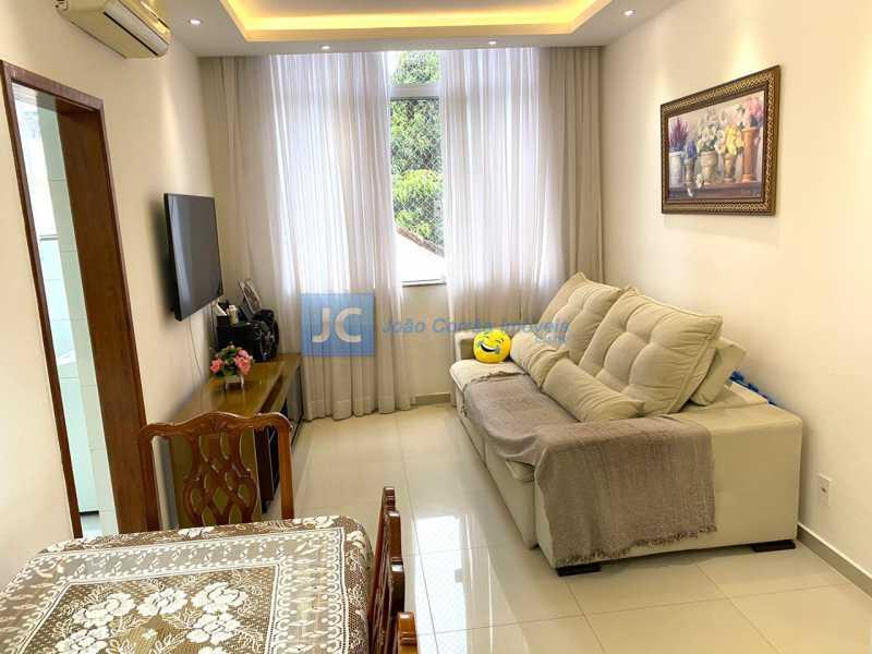 01 - Apartamento à venda Rua Padre Ildefonso Penalba,Méier, Rio de Janeiro - R$ 280.000 - CBAP20310 - 1