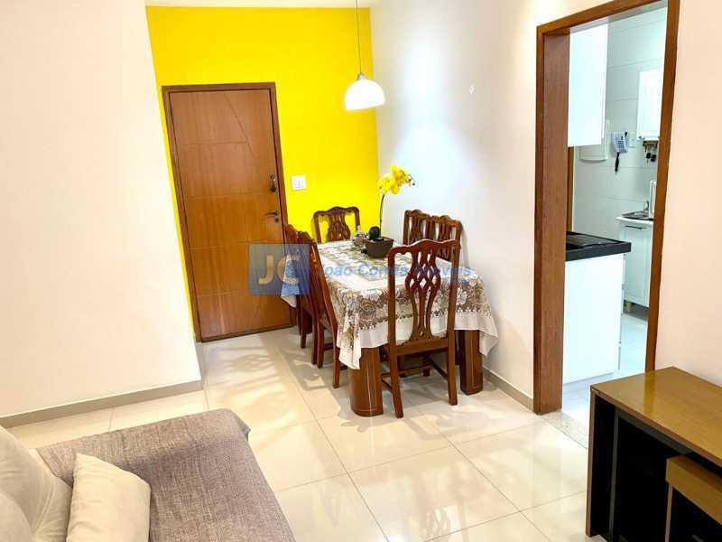 02 - Apartamento à venda Rua Padre Ildefonso Penalba,Méier, Rio de Janeiro - R$ 280.000 - CBAP20310 - 3