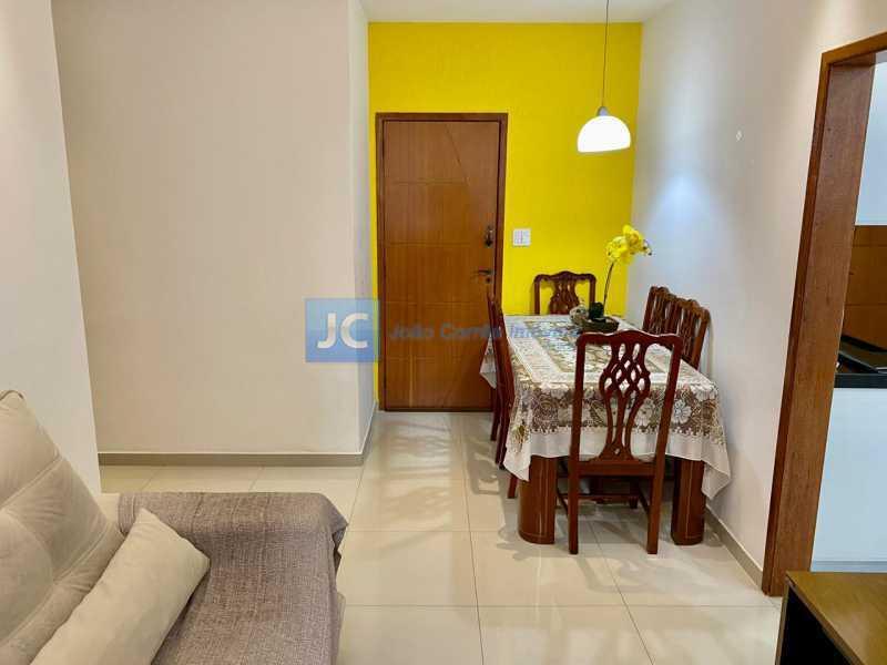 04 - Apartamento à venda Rua Padre Ildefonso Penalba,Méier, Rio de Janeiro - R$ 280.000 - CBAP20310 - 5