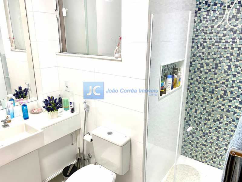 07 - Apartamento à venda Rua Padre Ildefonso Penalba,Méier, Rio de Janeiro - R$ 280.000 - CBAP20310 - 8