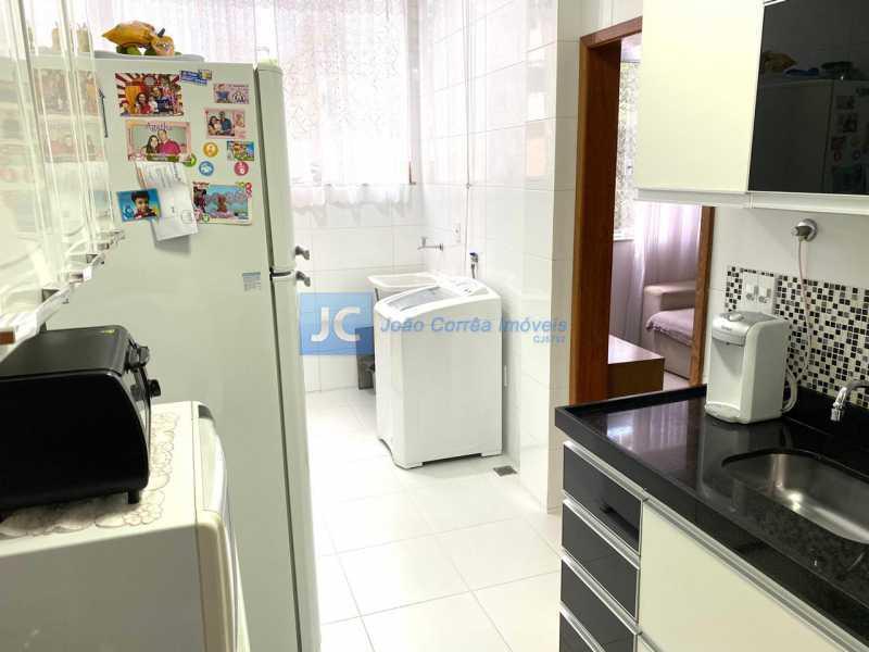 18 - Apartamento à venda Rua Padre Ildefonso Penalba,Méier, Rio de Janeiro - R$ 280.000 - CBAP20310 - 19