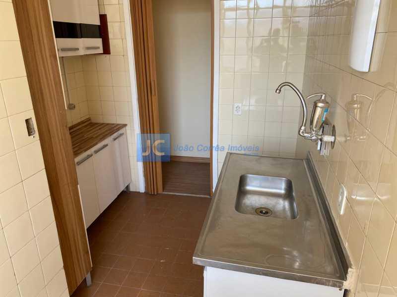 13 COZINHA - Apartamento à venda Rua Getúlio,Cachambi, Rio de Janeiro - R$ 275.000 - CBAP30136 - 15
