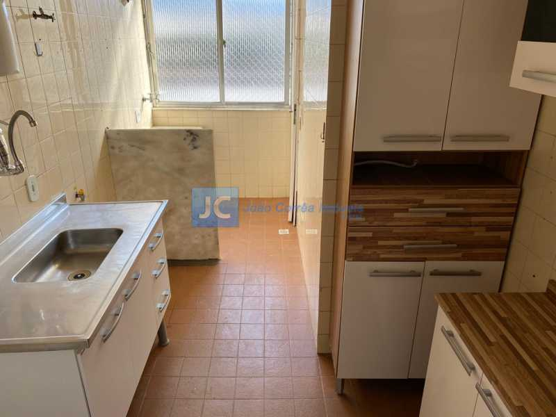14 COZINHA 2 - Apartamento à venda Rua Getúlio,Cachambi, Rio de Janeiro - R$ 275.000 - CBAP30136 - 16