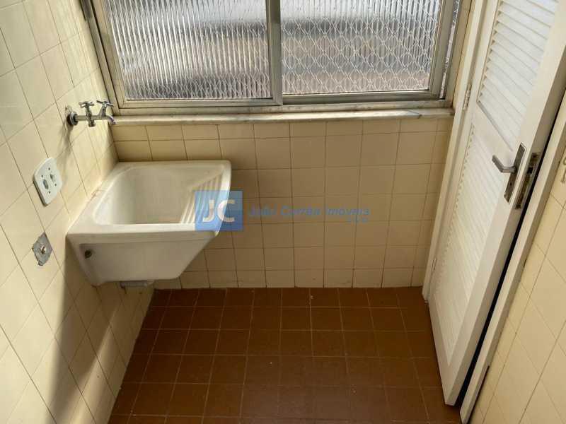 15 COZINHA AREA - Apartamento à venda Rua Getúlio,Cachambi, Rio de Janeiro - R$ 275.000 - CBAP30136 - 17