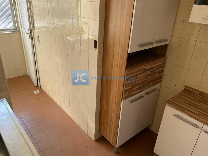 16 COZINHA - Apartamento à venda Rua Getúlio,Cachambi, Rio de Janeiro - R$ 275.000 - CBAP30136 - 18