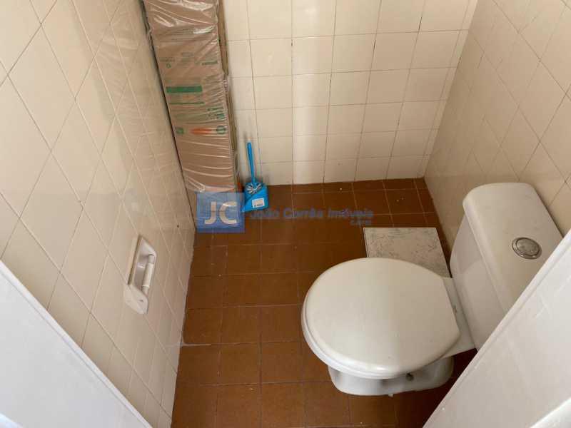 17 BANHEIRO 2 - Apartamento à venda Rua Getúlio,Cachambi, Rio de Janeiro - R$ 275.000 - CBAP30136 - 19