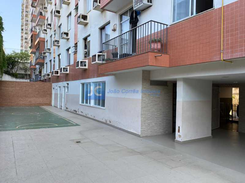 19 QUADRA - Apartamento à venda Rua Getúlio,Cachambi, Rio de Janeiro - R$ 275.000 - CBAP30136 - 20
