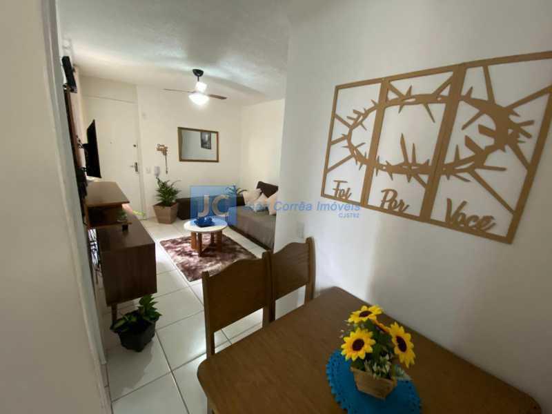 04 - Apartamento à venda Praça Henrique Gonzales,Tomás Coelho, Rio de Janeiro - R$ 165.000 - CBAP20312 - 5