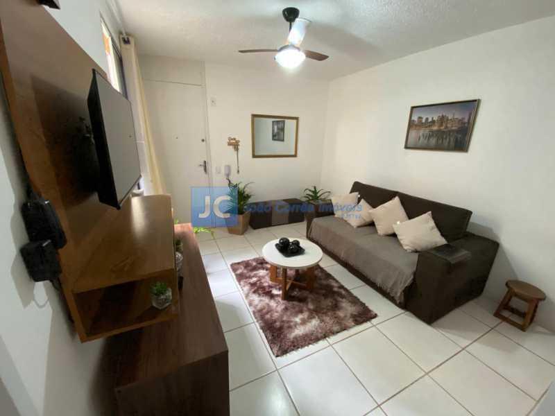 05 - Apartamento à venda Praça Henrique Gonzales,Tomás Coelho, Rio de Janeiro - R$ 165.000 - CBAP20312 - 6