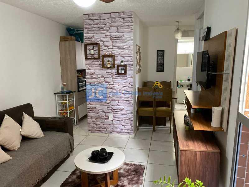 06 - Apartamento à venda Praça Henrique Gonzales,Tomás Coelho, Rio de Janeiro - R$ 165.000 - CBAP20312 - 7