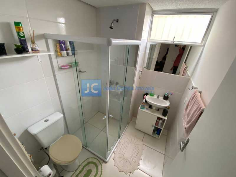 07 - Apartamento à venda Praça Henrique Gonzales,Tomás Coelho, Rio de Janeiro - R$ 165.000 - CBAP20312 - 8